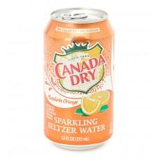 Новинка из США Canada Dry Mandarin Orange