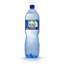 Питьевая вода Букет Чувашии газированная  1,5 л x 6 ПЭТ