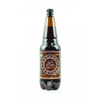 Пивной напиток Букет Чувашии Кер Сари Темное фильтрованный пастеризованный 1,5 л x 6 ПЭТ
