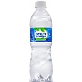 Питьевая вода негазированная Букет Чувашии 0,5 x 12 бут (Букет Чувашии)