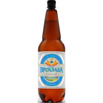 Пиво Букет Чувашии Пенная Прохлада светлое 1,5 л x 6 ПЭТ