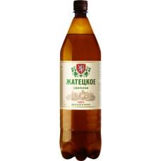 Пиво Жатецкое светлое 1,42лх6 ПЭТ алк. 4.5 %