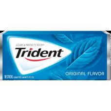 Жев. резинка Trident Original 1 x 12 шт. (блок) / США