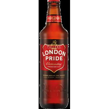 Пиво Фуллерс ЛОНДОН ПРАЙД тёмное 4,7 % 0,5 x 12 ст.бут/ FULLERS LONDON PRIDE