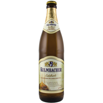 Пиво Кулмбахер Эдельхерб Премиум Пилс светлое 4.9% 0,5 x20 бут. /KULMBACHER EDELHERB PREMIUM PILS