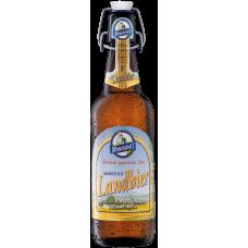 Пиво Мюнхоф Ландбир светлое 5,4 % 0,5 x 20 ст.бут/MONCHSHOF LANDBIER