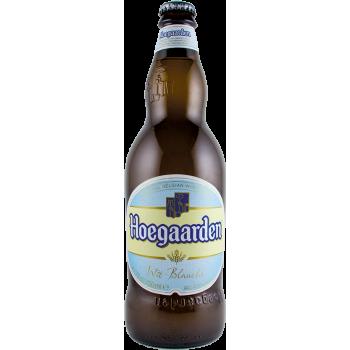 Пивной напиток Хугарден нефильтрованное алк. 4,9 % 0,75 x 6 ст.бут/HOEGAARDEN