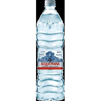 Вода Аква Панна 1,0 x 6 ПЭТ /Acqua Panna