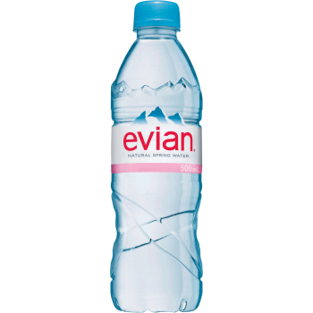 Вода Эвиан 0.5 х 24 ПЭТ/Evian