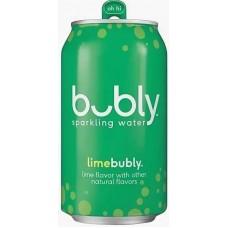 Напиток б/алк BUBLY LIME (Лайм) 0,355 х 8 ж/б, (США)