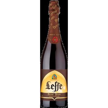 Пиво Леффе Брюне 0.75 л. х 6 ст.бут. алк.6,5% / Leffe Brune Бельгия.