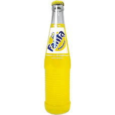 Напиток б/алк FANTA PINEAPPLE (Ананас) 0,355 х 24 стекл.бут (Мексика)
