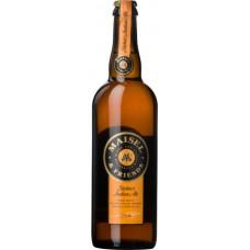Пиво Майзел энд Френдс Штефанс Индиан Эль светлое непастер. нефильтр. 0,75 л. х 6 ст.бут. 7,3 %/ Maisel & Friends Stefan`s Indian Ale