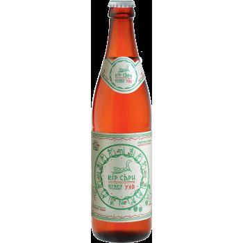 Пиво Кер Сари светлое 0.5л х 20 ст.бут.