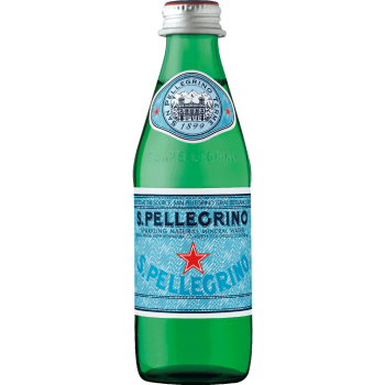 Вода Сан Пеллегрино 0,25x24 ст.бут/San Pellegrino