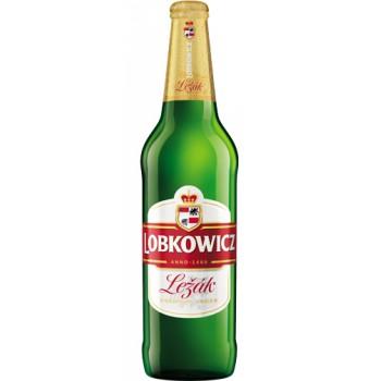 Пиво Lobkowicz Premium светлое 0,5л. алк. 4,7%