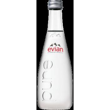 Вода Эвиан 0.33х20 ст.бут