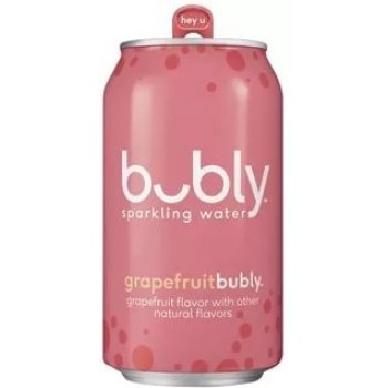 Напиток б/алк BUBLY GRAPEFRUIT (Грейпфрут) 0,355 х 8 ж/б, (США)