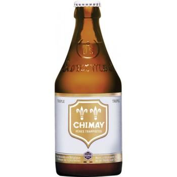 Пиво Шимэ Трипл 0,33 л. х 24 ст.бут. алк. 8 %/ Chimay Triple