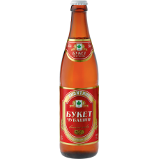 Пиво Визитное светлое 5,1 %  0,5 л. x 20 ст.бут,