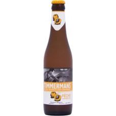 Пивной напиток Тиммерманс Пеш Ламбикус светлый фильтр. пастериз. 4,0 % 0,33 л. х 12 ст.бут. / Timmermans Peche Lambicus