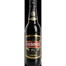Пиво Крушовице Темное 3,8% 0,5 x 20 ст.бут./Krusovice Dark