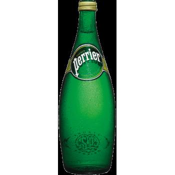 Вода Перье 0.75х12 ст.бут/Perrier