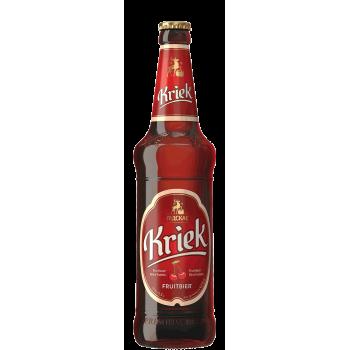 Пиво KRIEK (Лидское Крик) светлое фруктовое паст 4,6 % 0,5 л. x 20 ст.бут, Лидское пиво