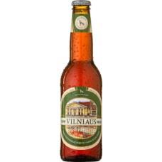 Пиво темное фильтрованное пастеризованное Vilniaus Tamsusis (Вильнюс темное)/ алк. 5,6% 0,5 x 8 cт. бут /Литва
