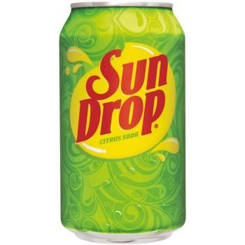 Напиток б/алк Сандроп (Sundrop) 0,355 x 12 ж/б (США)
