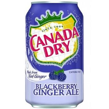 Напиток безалкогольный Canada Dry Blackberry 0,355л.