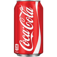 Кока Кола КЛАССИК 0,355 х 12, ж/б, (США)