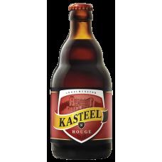 "Пиво Ван Хонзенбрук ""Кастил Руж"" тёмное н/ф 0,33 л. х 24 БУТ.. алк.8,0 %/Kasteel Rouge"