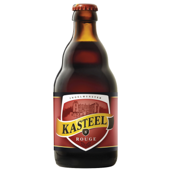 "Пиво Ван Хонзенбрук ""Кастил Руж"" светлое н/ф 0,33 л. х 24 БУТ.. алк.8,0 %/Kasteel Rouge"