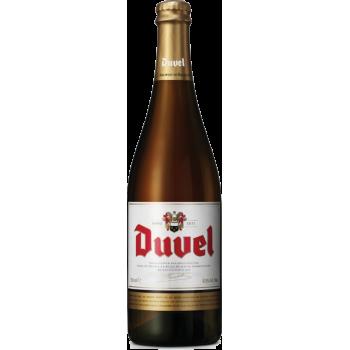 Пиво Дювель 0,75 л. х 12 ст.бут. алк.8,5 %/ Duvel