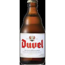 Пиво Дювель 0,33 л. х 24 ст.бут. алк.8,5 %/ Duvel