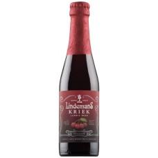 Пивной напиток Линдеманс Крик (Вишня) 0,25 л. х 24 ст.бут. алк.3,5 %/ Lindemans Kriek