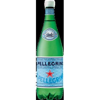 Вода Сан Пеллегрино 1,0 x 6 ПЭТ/San Pellegrino