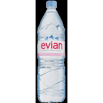Вода Эвиан 1.5.х6 ПЭТ/Evian