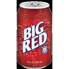 Напиток б/алк BIG RED 0,355 х 12 ж/б, (США)