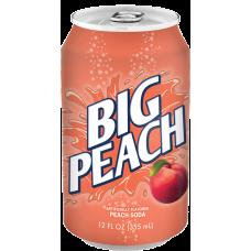 Напиток б/алк BIG PEACH 0,355 х 12 ж/б, (США)