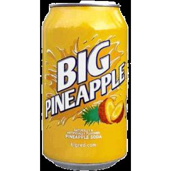 Напиток б/алк BIG PINEAPPLE /АНАНАС/ 0,355 х 12 ж/б, (США)