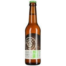 Пиво Майзел энд Френдс Пейл Эль светлое непастер. нефильтр. 0,33 л. х 24 ст.бут. 5,2 %/ Maisel and Friends Pale Ale