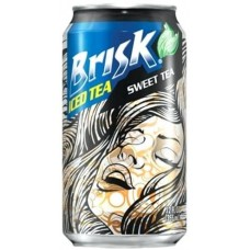 Напиток б/алк BRISK SWEET TEA (Сладкий чай) 0,355 х 12 ж/б, (США)