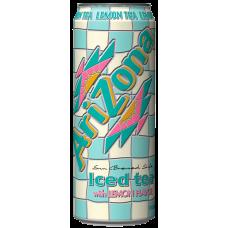 Холодный чай ARIZONA TEA LEMON 0,680 x 24 ж/б (США)