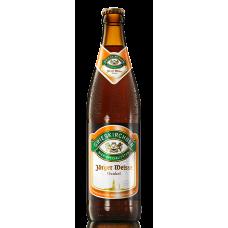 Пиво светлое нефильтрованное Грискирхнер Jorger Weisse Dunkel 5,1% 0,5 x 20 ст.бут / Австрия