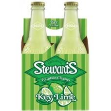 Напиток б/алк Stewart`s Key Lime 0,355 х 24 стекл.бут (США)