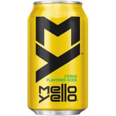 Напиток б/алк Mello Yello 0,355 х 12 ж/б, (США)
