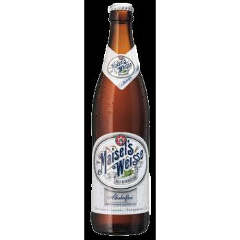 Пиво Майзелс Вайс Алькогольфри БЕЗАЛКОГОЛЬНОЕ 0,5 x 20 бут. /Maisel s Weisse Alkoholfrei