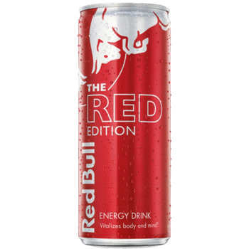Напиток энерг. Ред Булл Red Edition с клюквой 0,25 x 24 шт./Red Bull